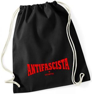 Sportbeutel: Antifascista siempre