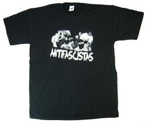T-Shirt: Antifascistas