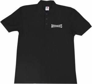 Polo-Shirt: Antifascists