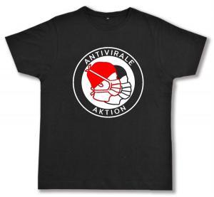 Fairtrade T-Shirt: Antivirale Aktion - Mundmasken