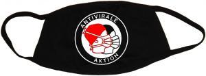 Mundmaske: Antivirale Aktion - Mundmasken