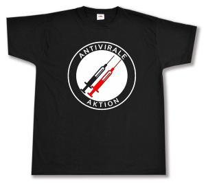 T-Shirt: Antivirale Aktion - Spritzen