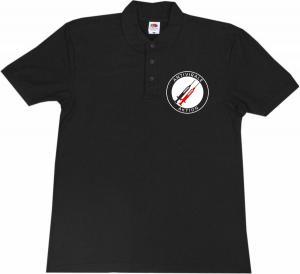 Polo-Shirt: Antivirale Aktion - Spritzen
