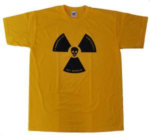 T-Shirt: Atomkraft ist immer todsicher