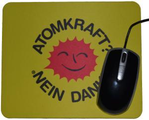 Mousepad: Atomkraft? Nein Danke