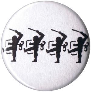37mm Magnet-Button: Aufziehpolizisten