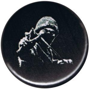 50mm Magnet-Button: Autonomer mit Zwille