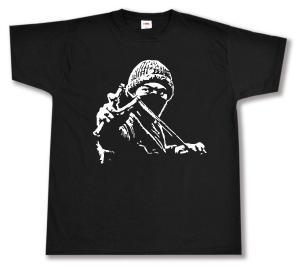 T-Shirt: Autonomer mit Zwille