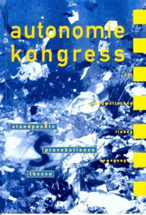 Buch: Autonomie-Kongress