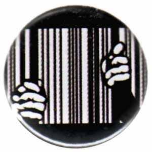 25mm Magnet-Button: Barcode