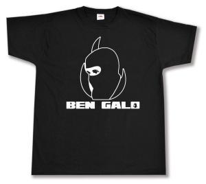 T-Shirt: Ben Galo (Kopf)