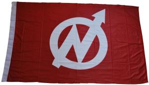 Fahne / Flagge (ca. 150x100cm): Besetzt