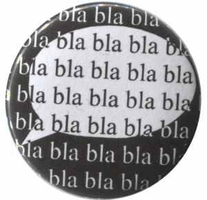 37mm Button: bla bla bla bla bla