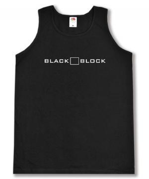 Tanktop: Black Block