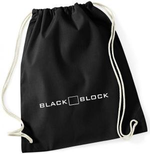 Sportbeutel: Black Block