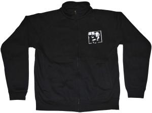 Sweat-Jacket: Black Block Punk Rock