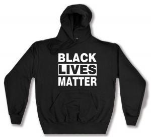 Kapuzen-Pullover: Black Lives Matter