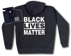 Kapuzen-Jacke: Black Lives Matter