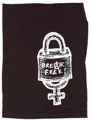 Aufnäher: Break Free