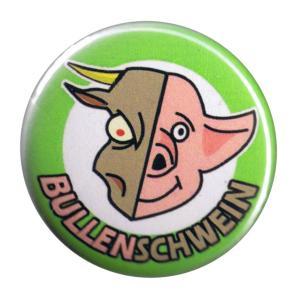 50mm Button: Bullenschwein