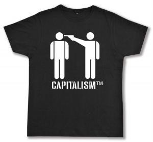 Fairtrade T-Shirt: Capitalism [TM]