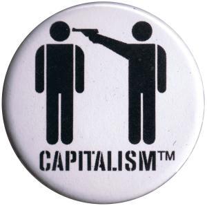 37mm Button: Capitalism [TM]