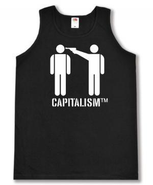 Man Tanktop: Capitalism [TM]