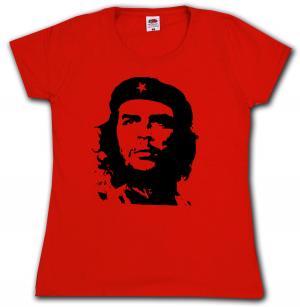 tailliertes T-Shirt: Che Guevara