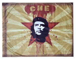 Fahne / Flagge (ca. 150x100cm): Che Guevara 2