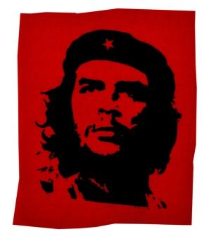 Aufnäher: Che Guevara