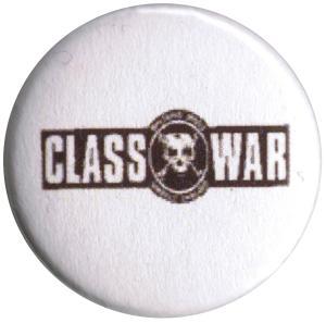 37mm Magnet-Button: Class war