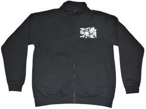 Sweat-Jacket: clubbed