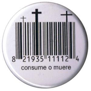 37mm Button: Consume o muere