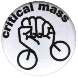 50mm Button: Critical Mass