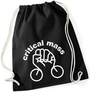 Sportbeutel: Critical Mass