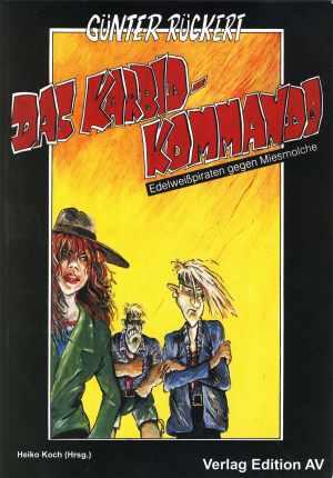 Buch: Das Karbidkommando