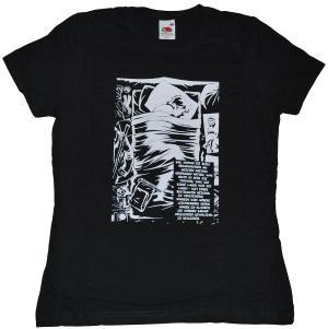 tailliertes T-Shirt: Das woran sie beim Heranwachsen am meisten Anstoss genommen hatten