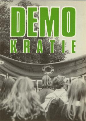 Postkarte: DEMOkratie