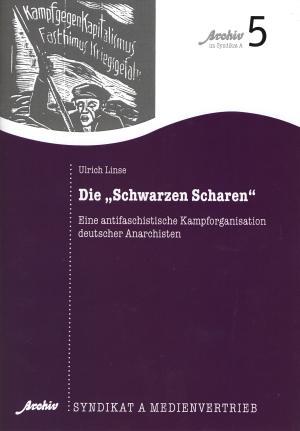 Broschüre: Die Schwarze Scharen