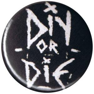 25mm Button: diy or die
