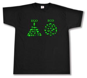 T-Shirt: Ego - Eco