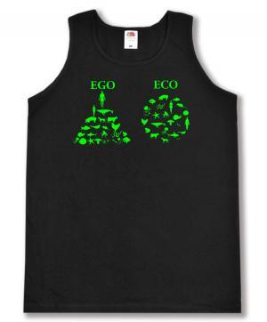 Tanktop: Ego - Eco