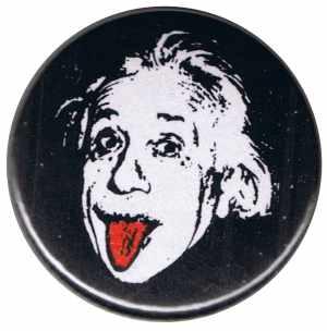 50mm Button: Einstein