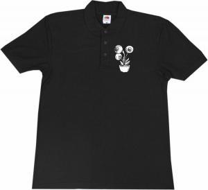 Polo-Shirt: Eyeflower