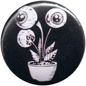 50mm Button: Eyeflower