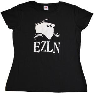 tailliertes T-Shirt: EZLN (Marco)