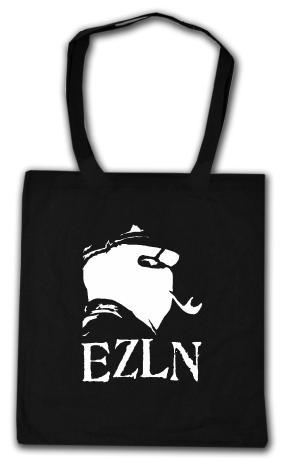 Baumwoll-Tragetasche: EZLN (Marco)