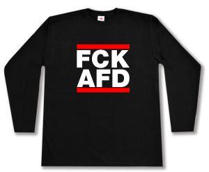 Longsleeve: FCK AFD