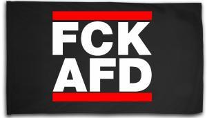 Fahne / Flagge (ca. 150x100cm): FCK AFD