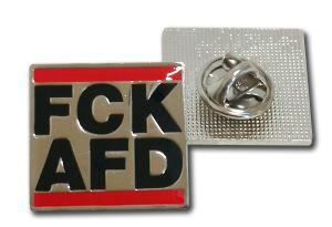 Anstecker / Pin: FCK AFD